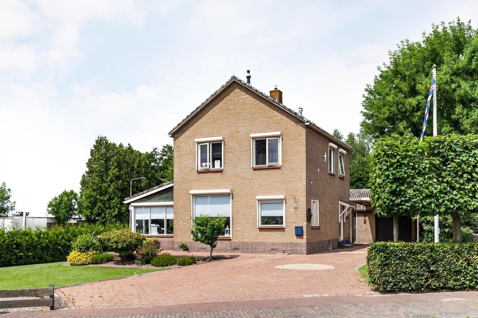 Hoofdstraat West 51, Noordwolde