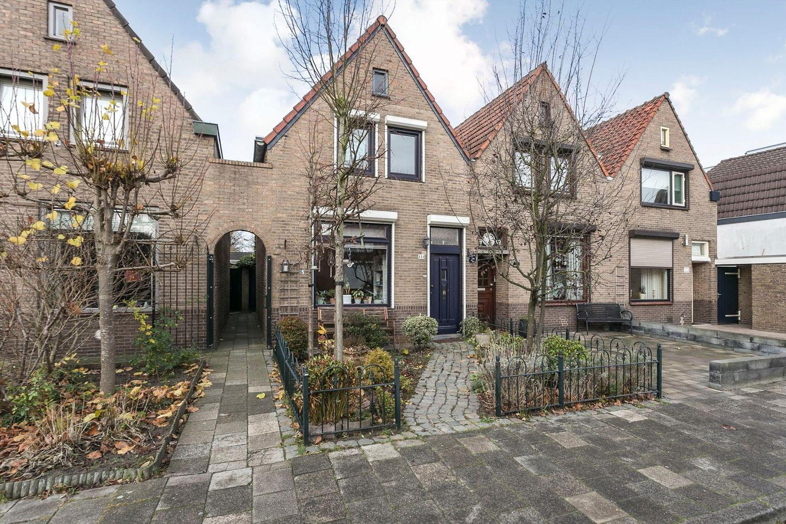Hulsdonksestraat 118, Roosendaal