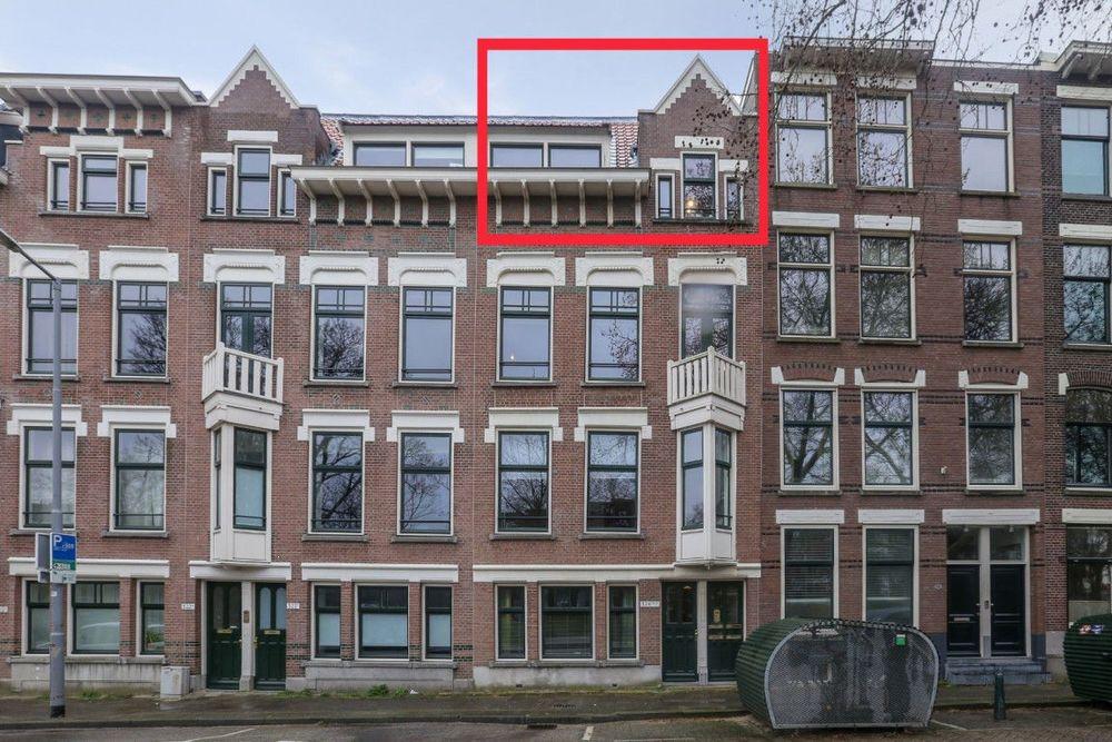 Heemraadssingel, Rotterdam
