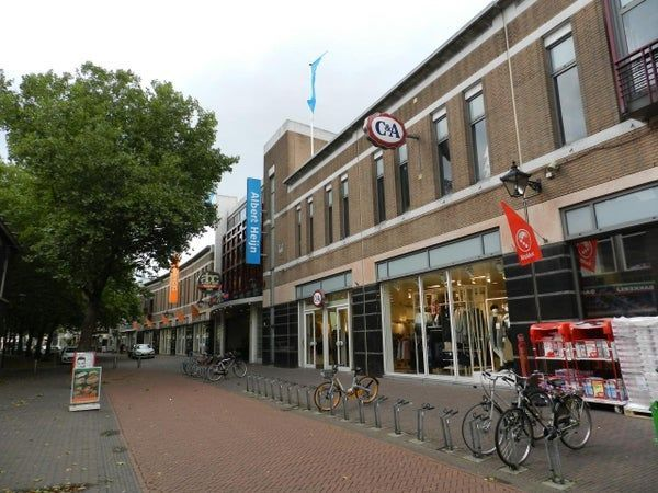 Lange Kerkstraat, Schiedam