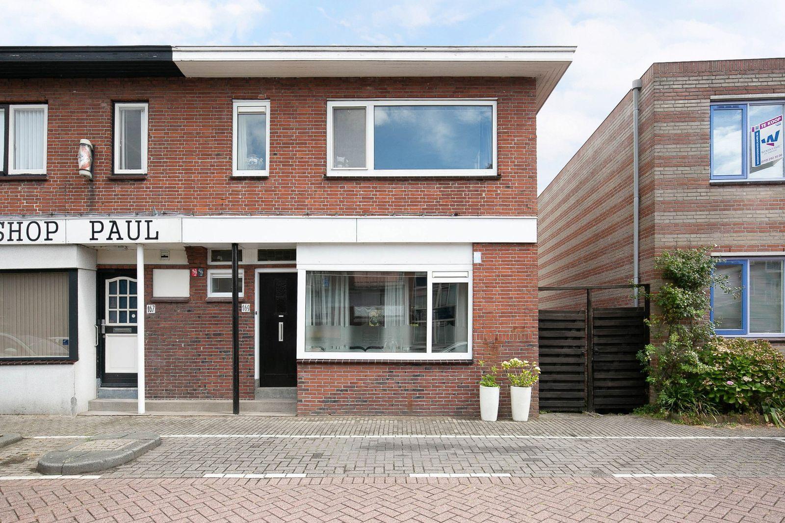 Noorder Kerkedijk 169, Rotterdam