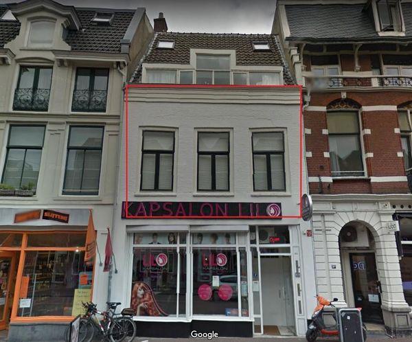 Lange Jansstraat, Utrecht