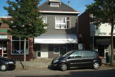 Sibeliusstraat, Bergen op Zoom