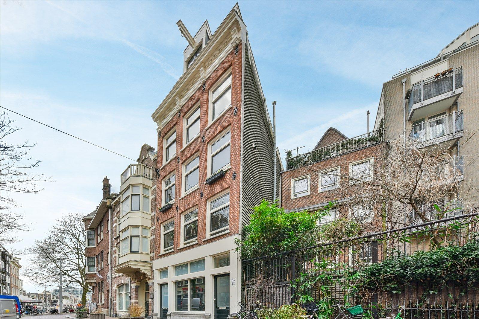 Nieuwe Amstelstraat 56, Amsterdam