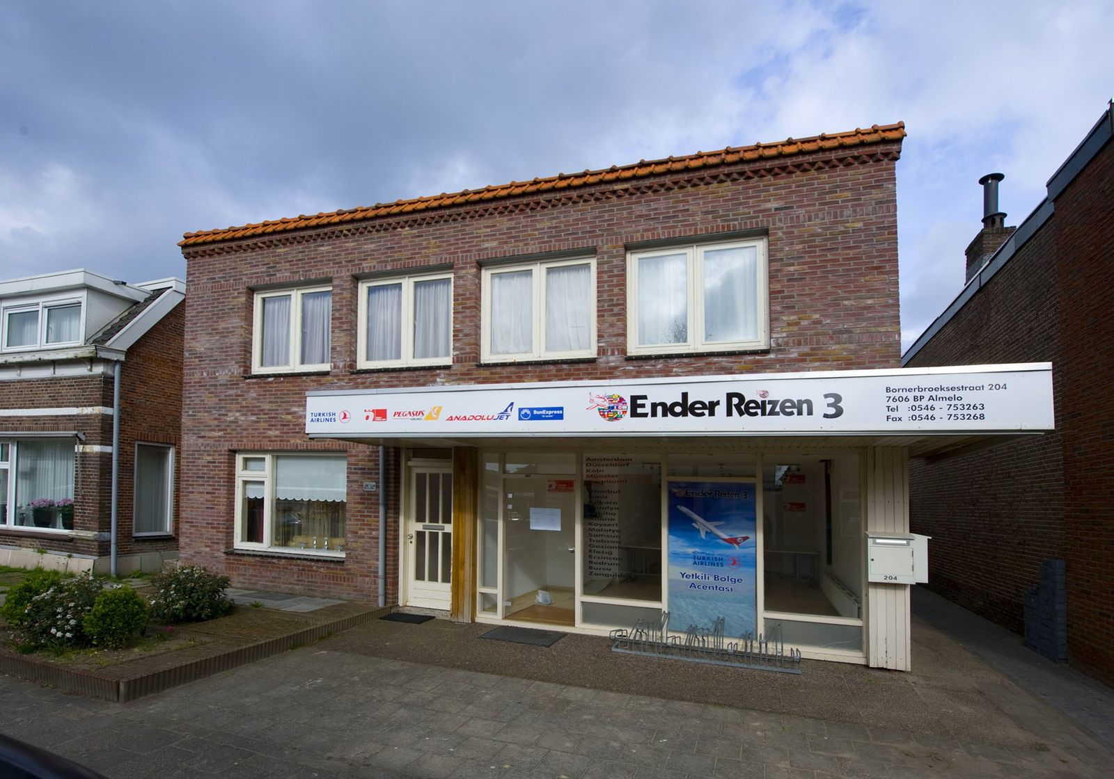 Bornerbroeksestraat 202-204, Almelo