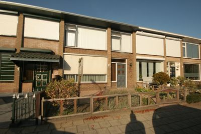 Geraniumstraat 3, Steenbergen