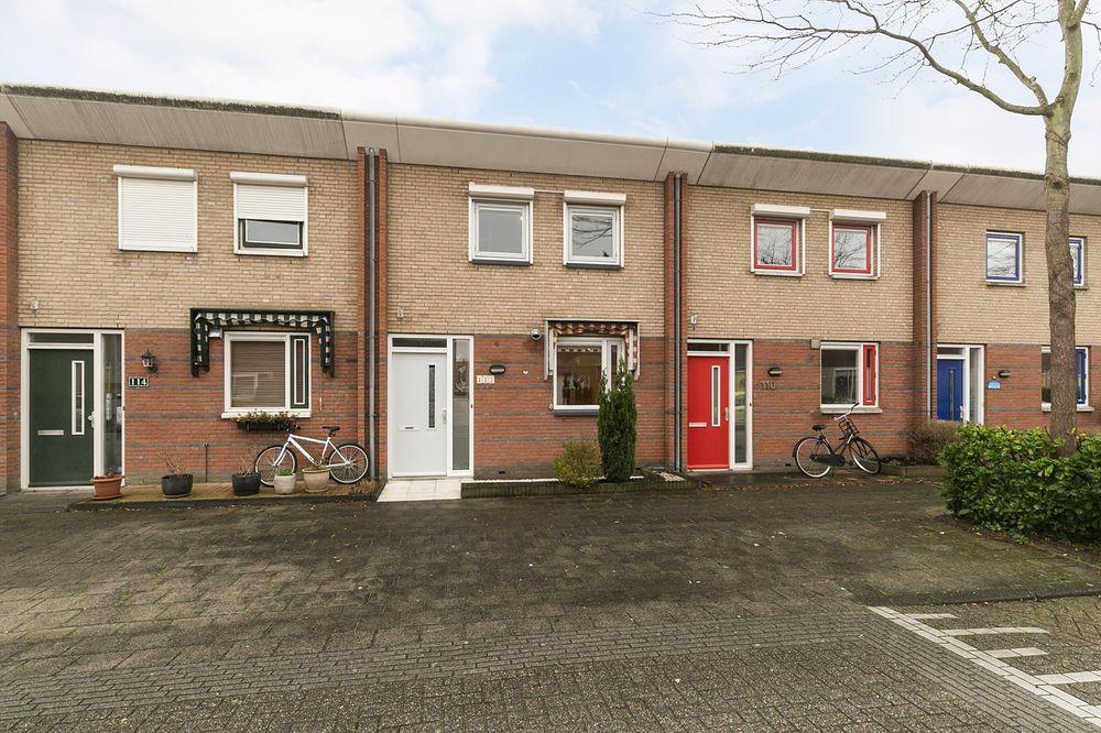 Marguerite durasstraat koopwoning in spijkenisse zuid holland