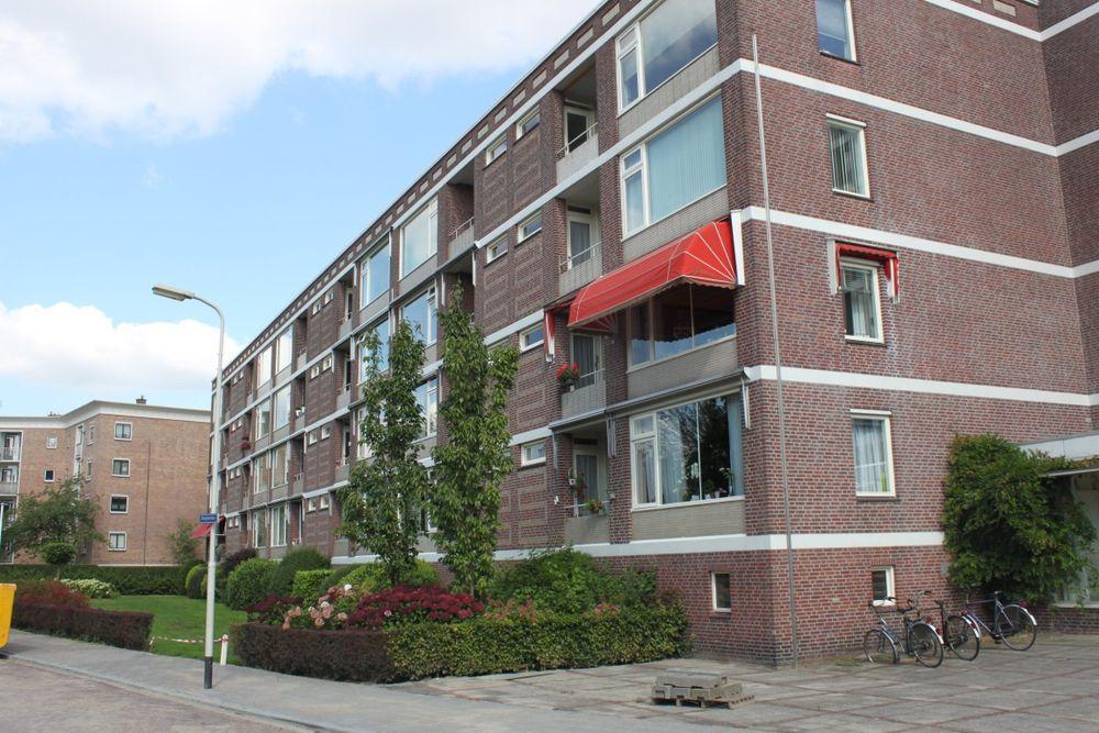 Okeghemlaan, Breda