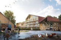 Verspreide huizen Almere-Hout, Almere