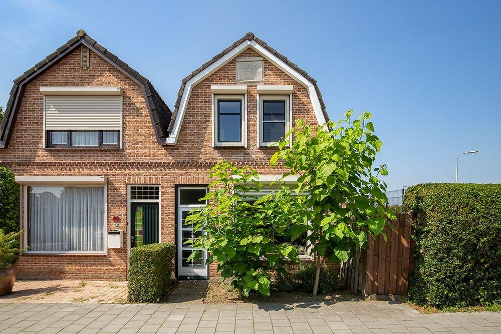 Oude Drydijck 58, Sint Jansteen