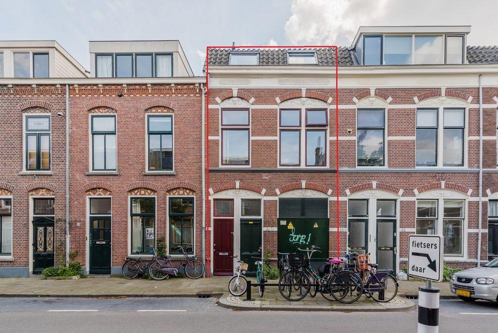 Griftstraat 47 en 47 bs 0ong, Utrecht