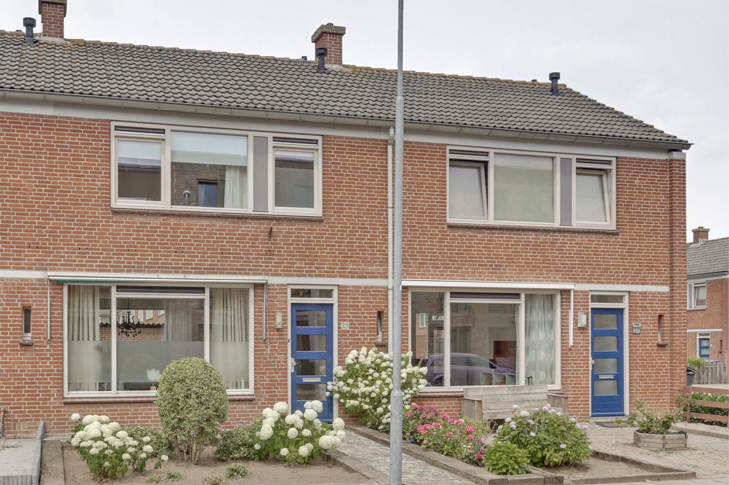 Michiel de Ruyterstraat 39, 's-Hertogenbosch