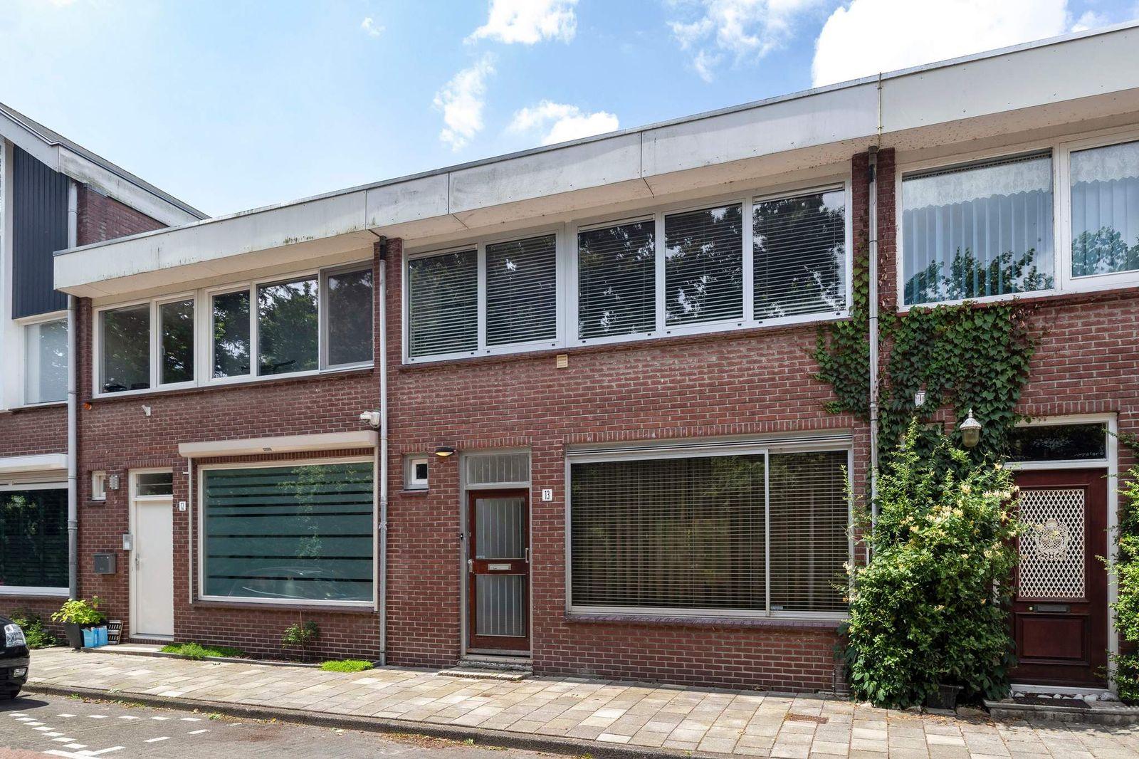 Hilverbeekstraat 13, Amsterdam