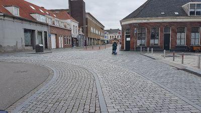 Van Der Rijtstraat, Bergen Op Zoom