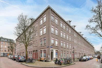 Djambistraat 38-III, Amsterdam