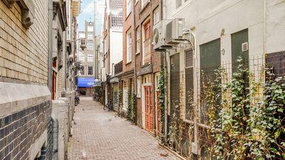Schapensteeg 5I, Amsterdam