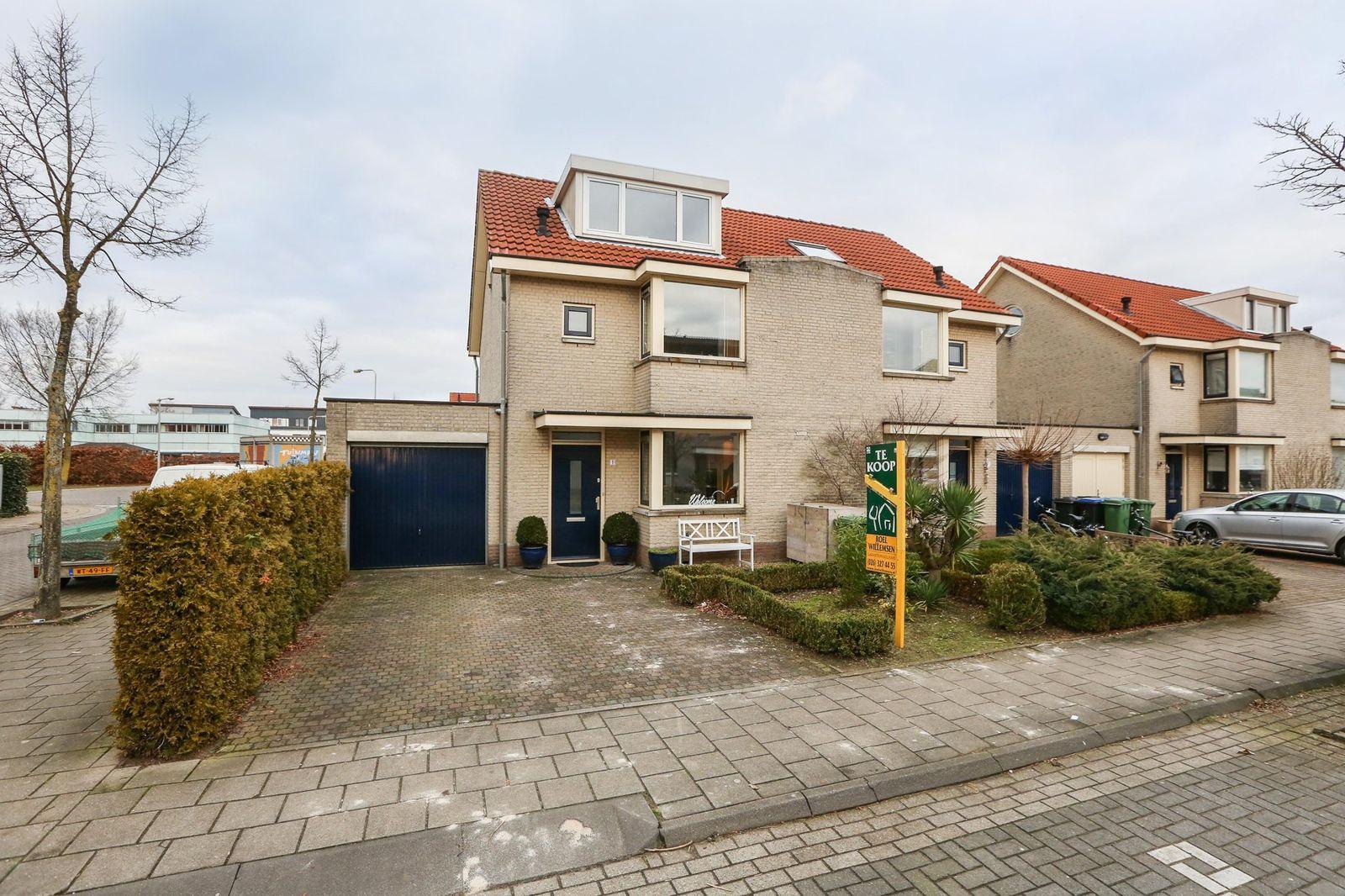 Robert de Vriesstraat 1, Arnhem