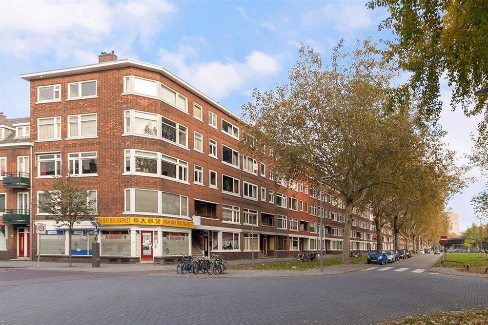 Mijnsherenlaan, Rotterdam