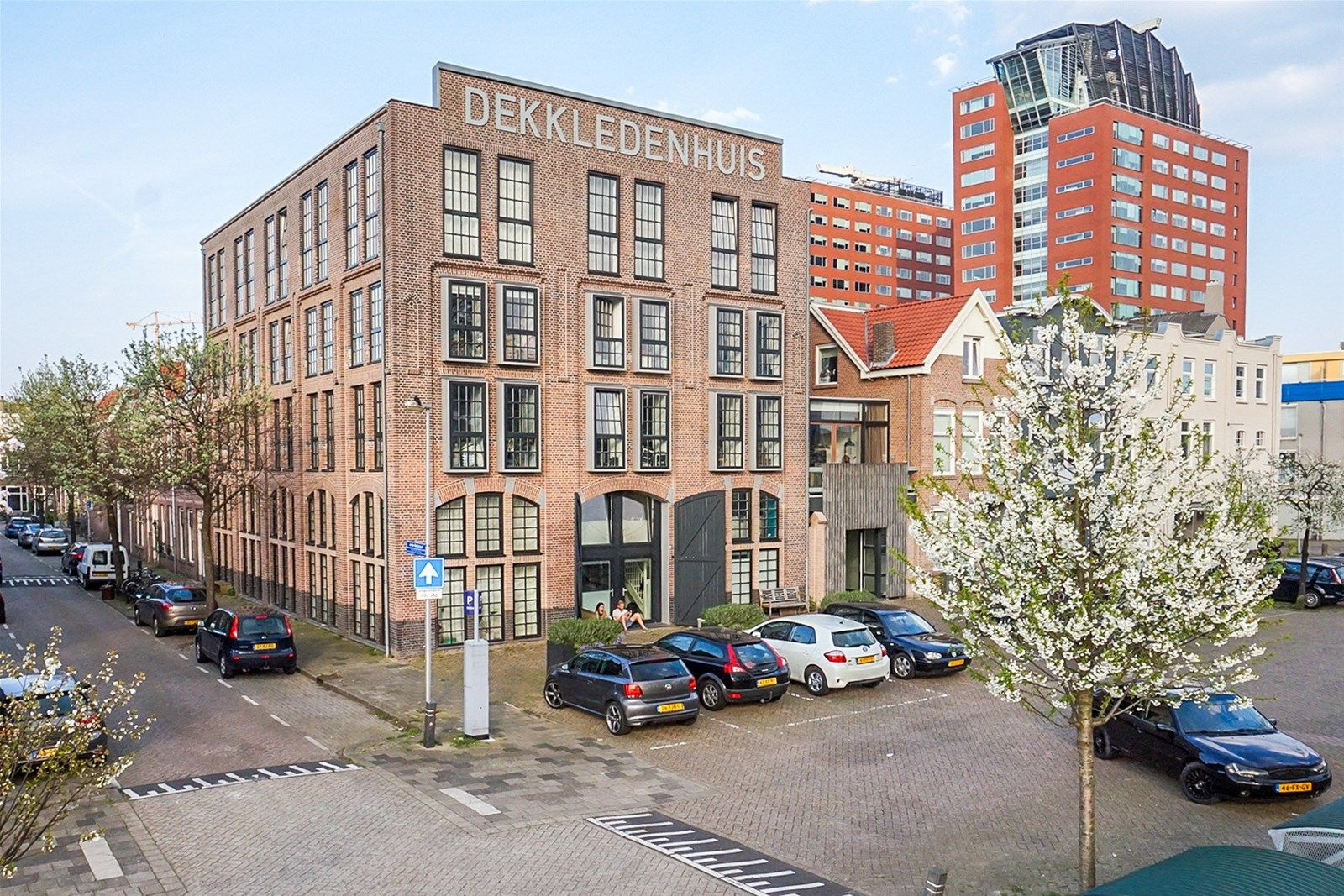Muntkade 8B1, Utrecht