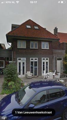 van Leeuwenhoekstraat, Leeuwarden