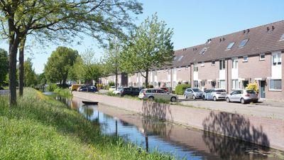 Steendrukkerstraat 11, Purmerend