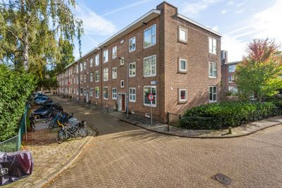 Frederik van Eedenstraat 8-b, Rotterdam