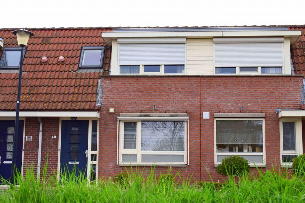 Isaac da Costastraat 51, Sommelsdijk