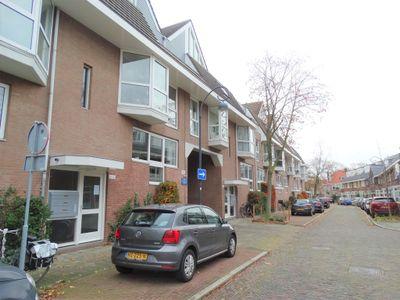 Prévinairestraat, Haarlem