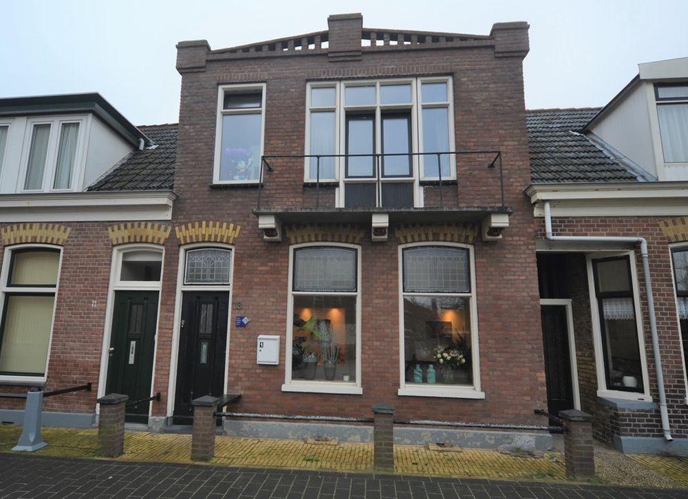Brandarisstraat 13, West-Terschelling