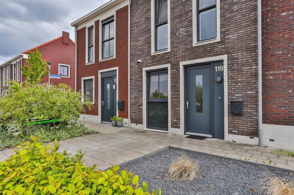 Van Eyckstraat 119, Groningen
