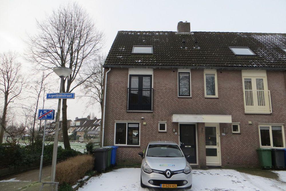 Argentinistraat, Delft