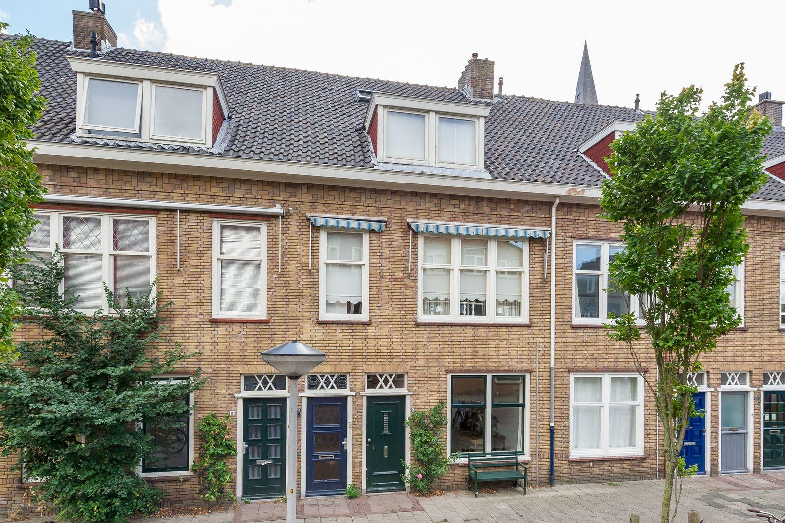 Julianastraat 6, Leiden