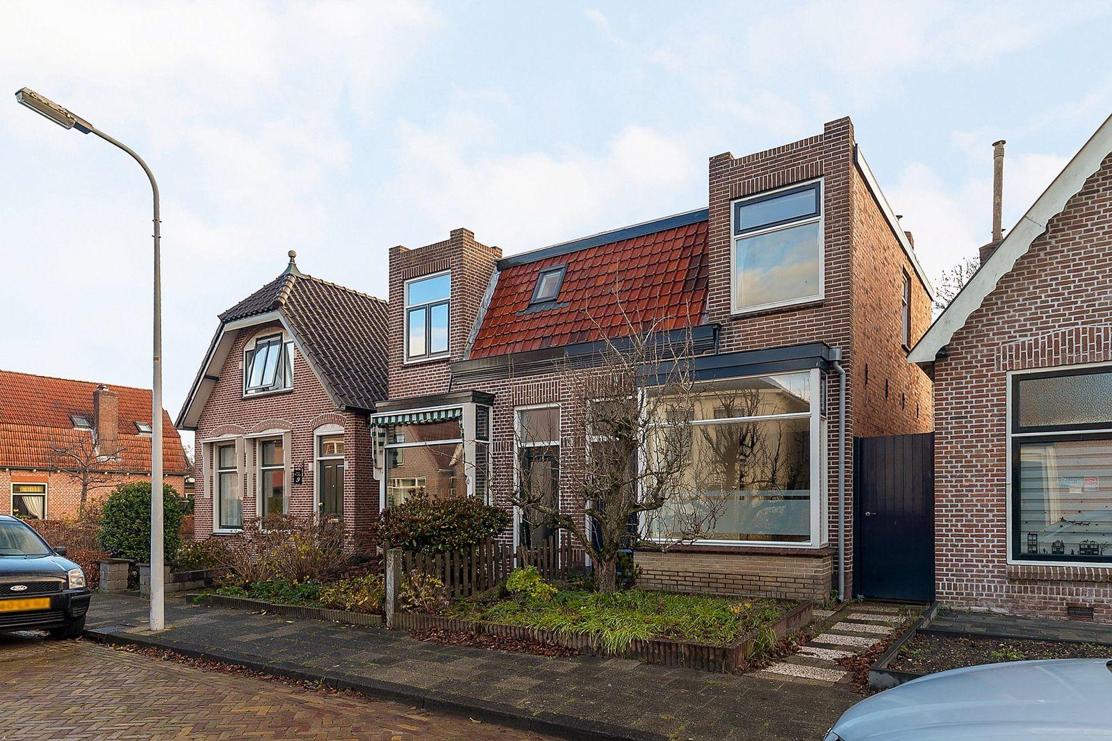 Lycklamastraat 13, Franeker