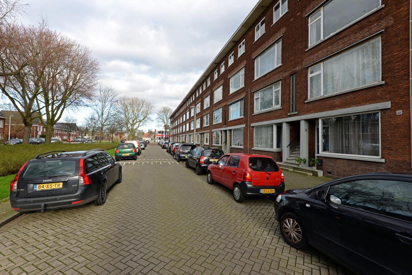 De Quackstraat 54b, Rotterdam