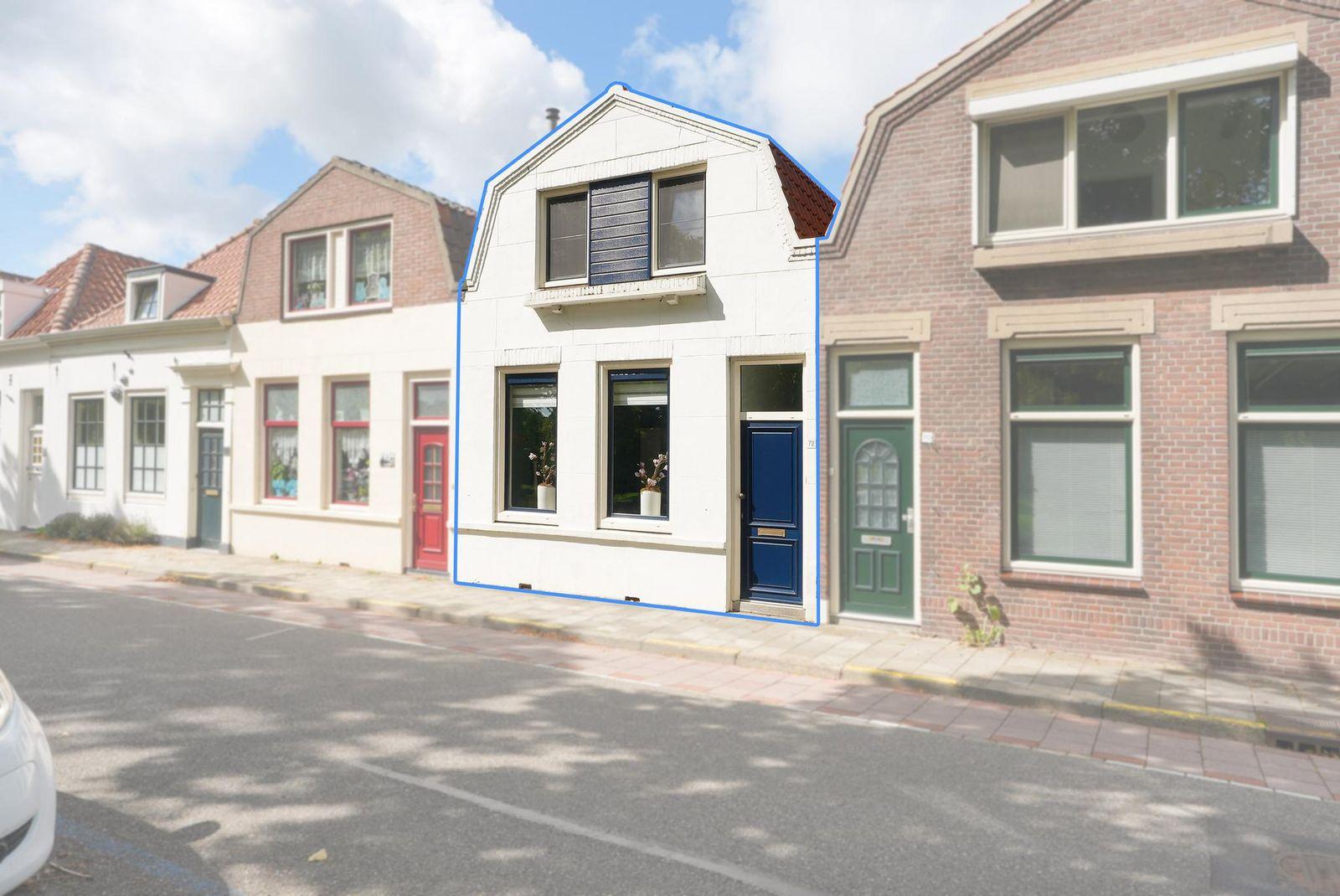 Seissingel 72, Middelburg
