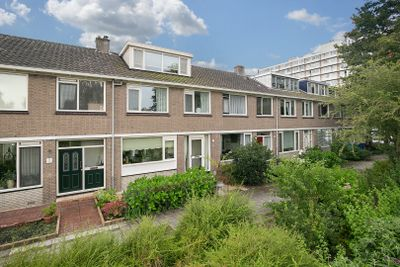 Koldeweypad 6, Rotterdam