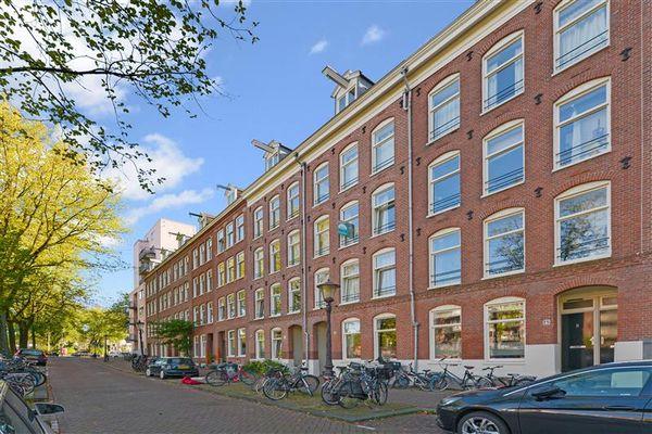 De Wittenkade 23-3V, Amsterdam