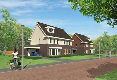 Groene Woud 2/1 kap kavel 6 0-ong, Oudenbosch