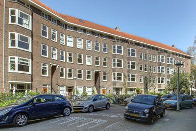 Abbenesstraat 8-II, Amsterdam