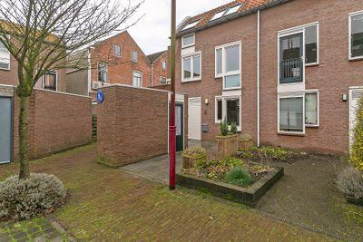 Morksstraat 1, Middelburg