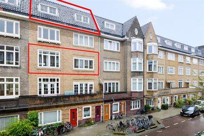 Reinier Claeszenstraat 49II, Amsterdam