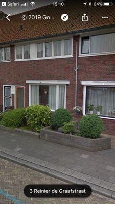 Reinier de Graafstraat, Leeuwarden