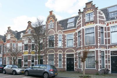 Nassau Dillenburgstraat 37-a, 's-gravenhage