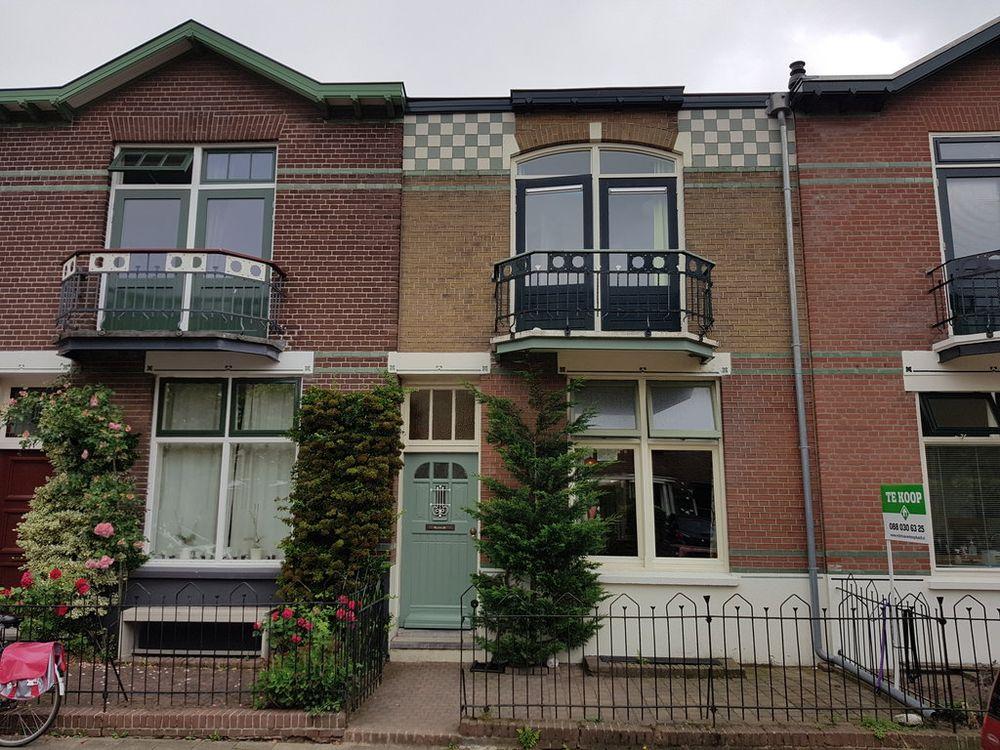 Dommer van Poldersveldtweg 15, Nijmegen