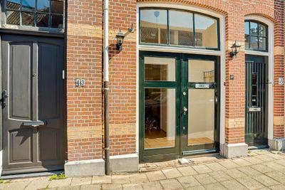 Iordensstraat 43A, Haarlem
