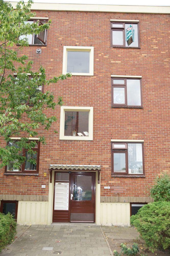 Betje Wolffstraat 7 b, Spijkenisse