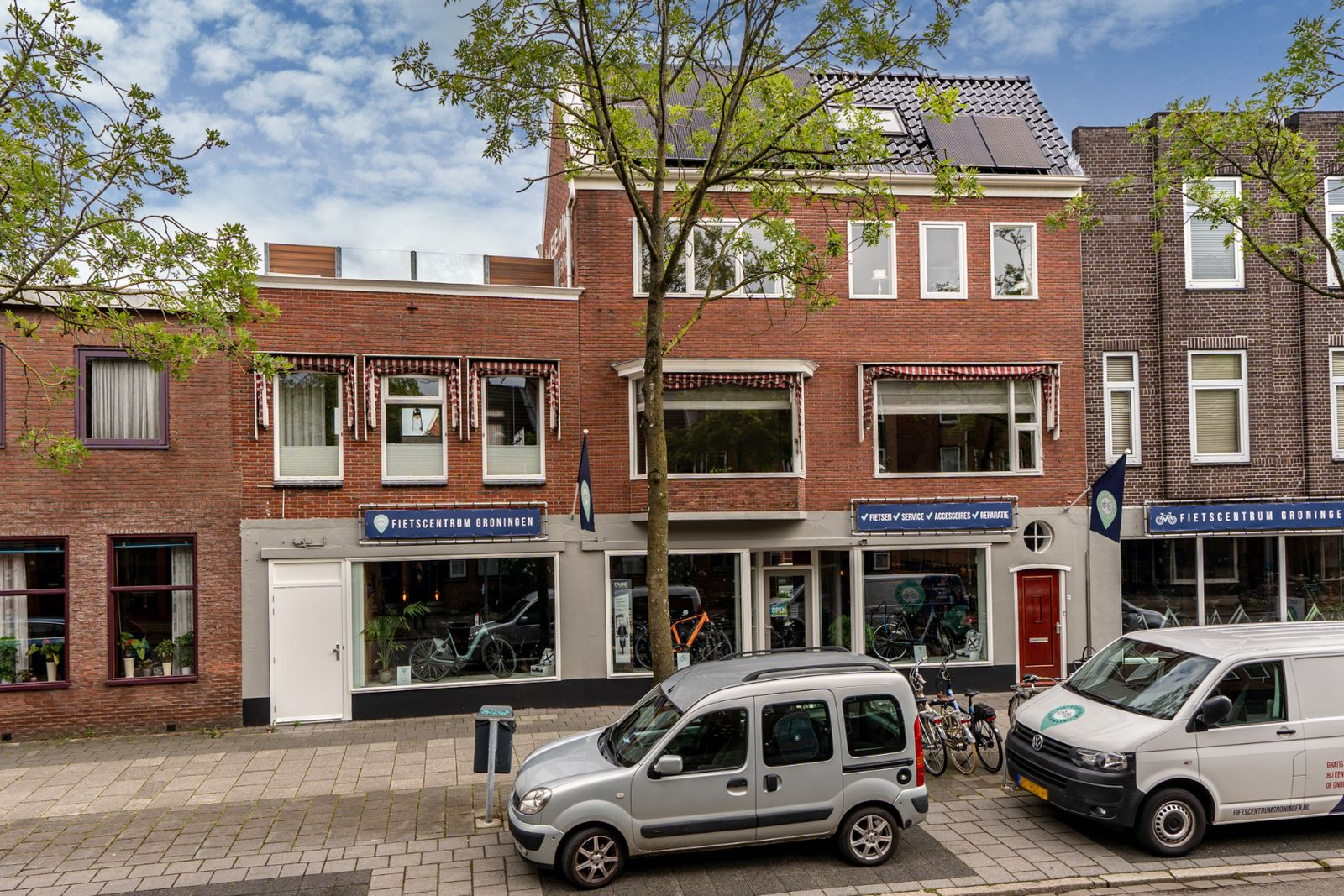 Meeuwerderweg 52A, Groningen