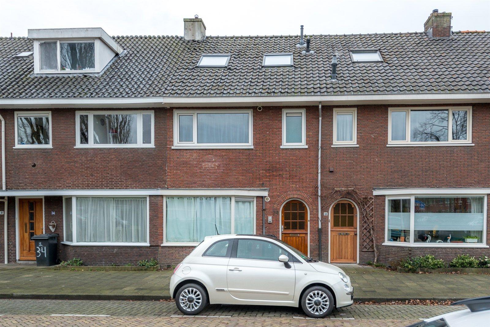 C. van Maasdijkstraat 36, Utrecht
