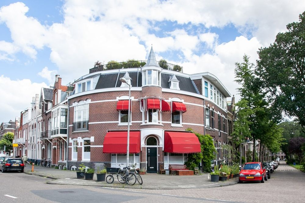 Linnaeuskade 13bv, Amsterdam