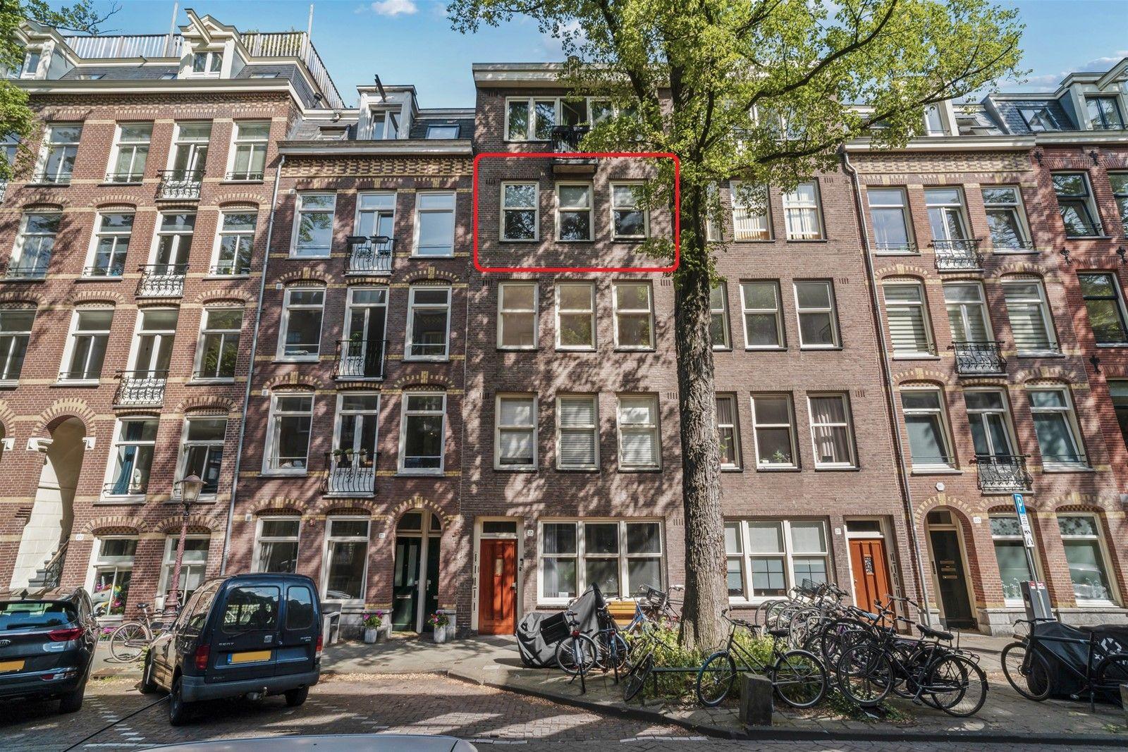 Vrolikstraat 275-3, Amsterdam